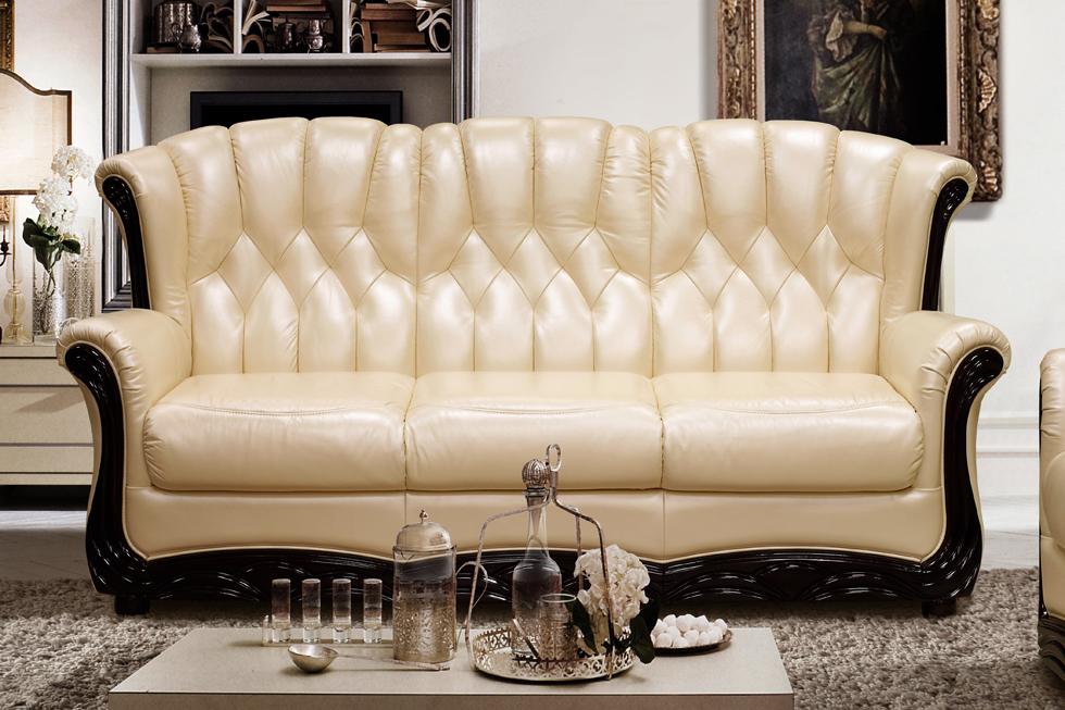 Мягкую мебель кожаную
