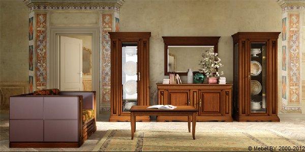 Мебель Для Гостиной Милан В Москве